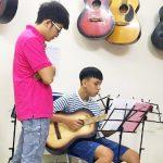 Bạn đã biết học đàn guitar ở đâu tốt tại TPHCM?