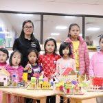 Lớp học kỹ năng sống miễn học phí cho trẻ 3 – 9 tuổi